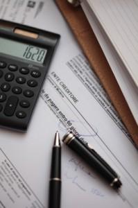Debt Calculating ID-10028202 [Pixomar]